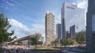 Tree House Rotterdam, PLP Architecture