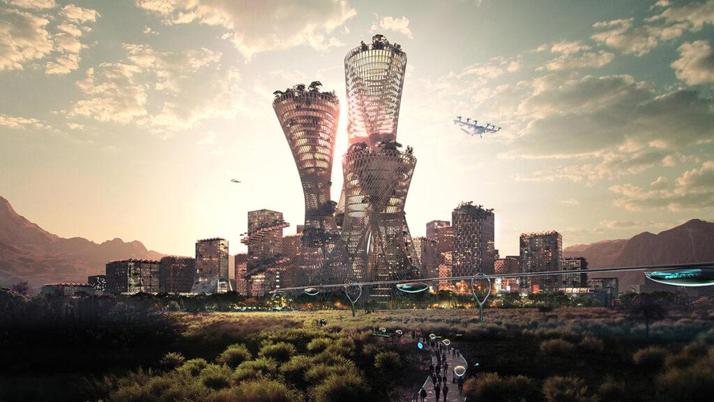 Von der Kunst eine Stadt zu erschaffen