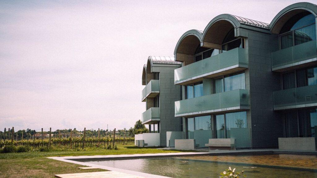 Zubau des Loisiums von Steven Holl Architects