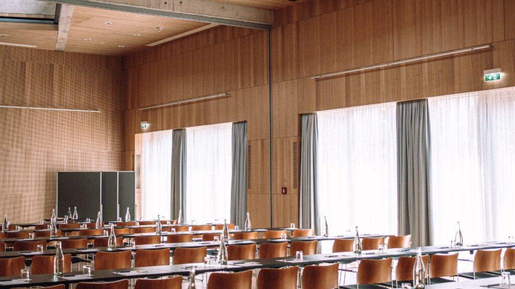 Seminarräume im Loisium