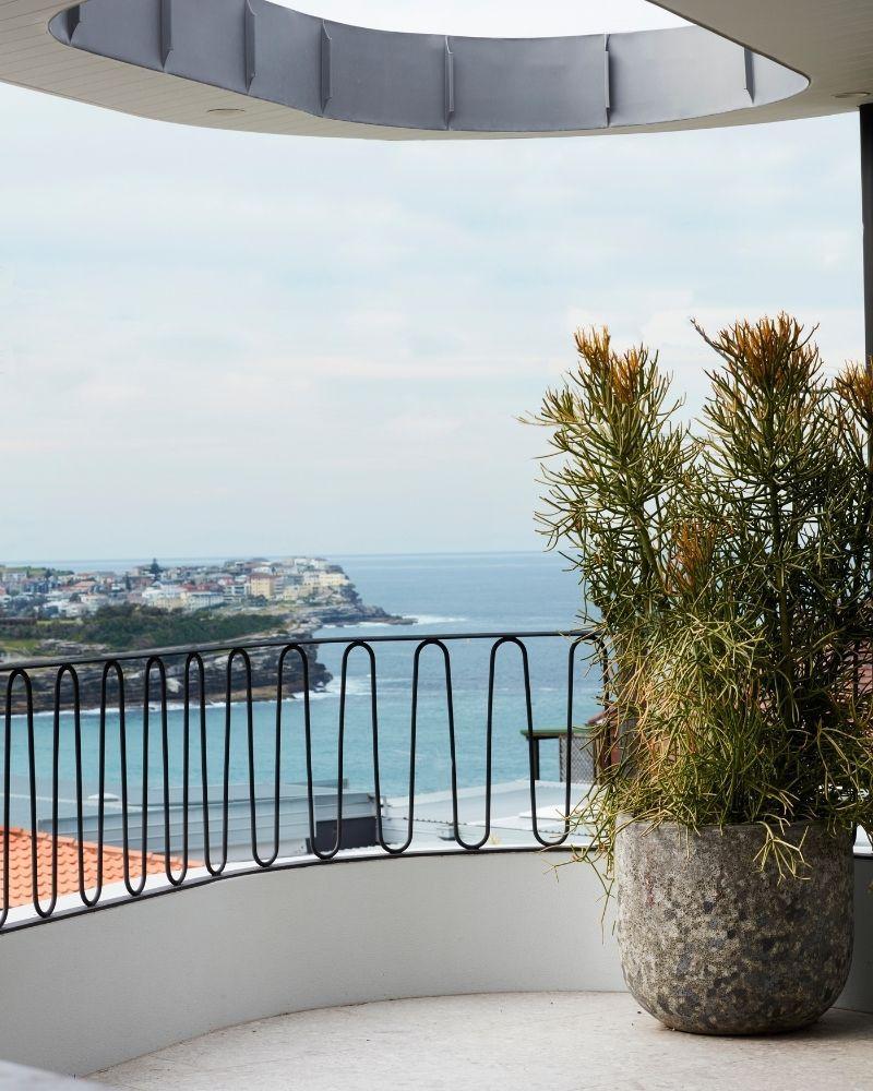 Viel Meerblick beim Above Board Living Haus nahe bei Sydney
