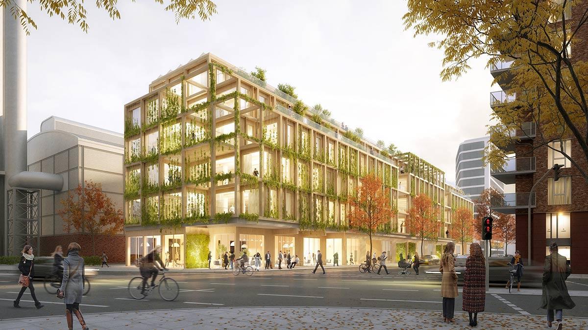 Null-Emissionshaus, HafenCity Hamburg