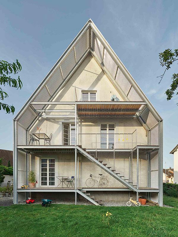 Villa Fleisch, Dornbirn, ARSP