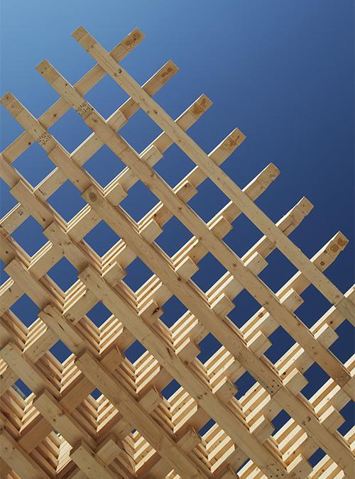 """""""SPLAM"""" oder der Holzbau von morgen. (Bild: SOM)"""