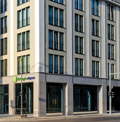 Holiday Inn Express Berlin Alexanderplatz