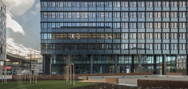 Office project QBC 3 sold for around EUR 30 mn to Union Investment in a forward deal