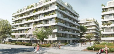 UBM Development Deutschland GmbH sells two of six planned residential buildings in Berlin-Pankow for EUR 48.8 million
