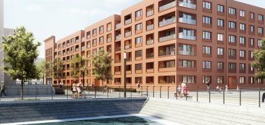 Richtfest für UBM Projekte WATERKANT MAINZ und Super 8 Hotel in Mainz