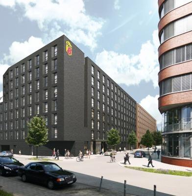Holiday Inn Hamburg Berliner Tor