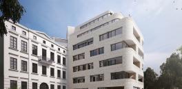 """UBM Projekt """"NeuHouse"""" feiert Richtfest: Urbanes Wohnen mit historischem Bezug in der Berliner Mitte"""