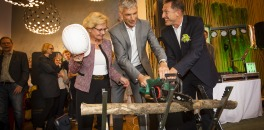 UBM CELEBRATES THE OPENING OF THE HOLIDAY INN LEUCHTENBERGRING  IN MUNICH