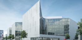 UBM feiert Richtfest des zukünftigen Zalando Headquarter in Berlin