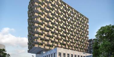 Quartier Belvedere Central 6.1. – Residential