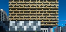 Fertigstellung und Verkauf aller 140 Eigentumswohnungen im QBC 6.1
