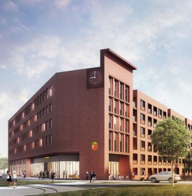 Mainz Zollhafen Hotel