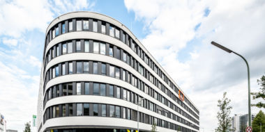 Leuchtenbergring – Office