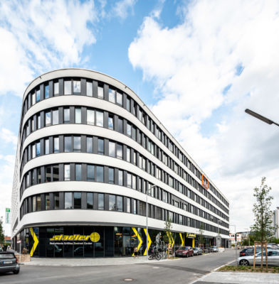 Leuchtenbergring - Office