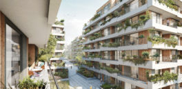 """immergrün"" adorned with topping-out wreath: UBM Development celebrates topping-out ceremony for 396 apartments in Berlin-Pankow"