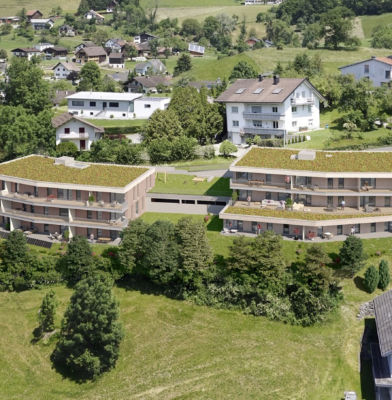 Residential Building Satteins-Viola
