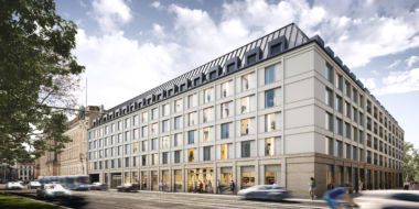 UBM Development starts hotel and residential project in Potsdam