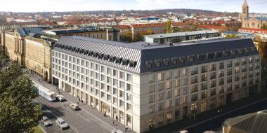 UBM Development verkauft 126 Micro-Apartments und  rund 1.200 Quadratmeter Gewerbefläche in Potsdam