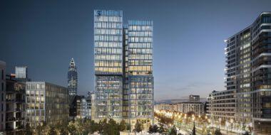 UBM verkauft F.A.Z. Tower für rund € 200 Mio. an HanseMerkur Grundvermögen