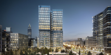 UBM sells F.A.Z. Tower for nearly €200m to HanseMerkur