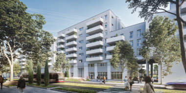 Third global sale to the Vonovia Group – Residential project in Vienna sold to BUWOG for €50m