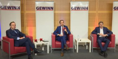 "Thomas Winkler discussed at ""GEWINN-Messe"": Does Corona stop the real estate boom?"
