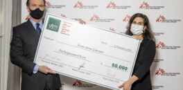 "UBM donates € 50.000 to ""Doctors Without Borders"""