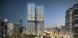 UBM and Paulus celebrate topping-out ceremony of F.A.Z. Tower