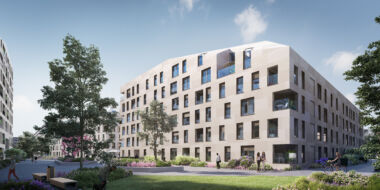 """Baywobau, Rock Capital Group and UBM Development acquire adjoining plot in Munich-Obersendling to realize approx. 80 additional apartments for the """"Gmunder Höfe"""" project"""