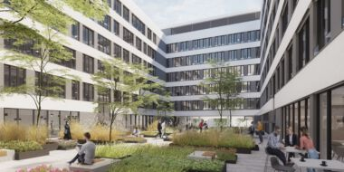 """UBM Development definiert mit Frankfurter Projekt """"nico"""" eine neue Generation von Bürogebäuden"""