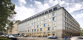 UBM Development leases around 1,200 square meters of commercial space in Potsdam to EDEKA