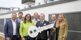 UBM and Invester hand over 121 apartments plus 1,950 m² of retail space