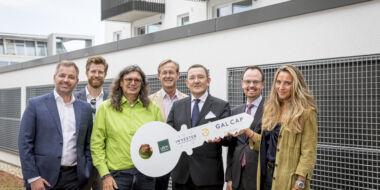 UBM und Invester übergeben 121 Wohnungen plus 1.950 m² Handelsfläche